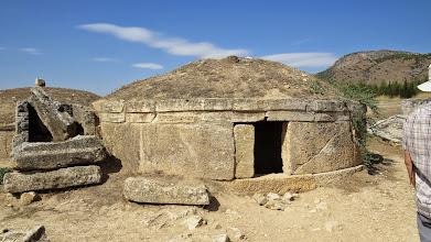 Photo: Tholos tomb