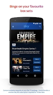 Sky Go Screenshot 8