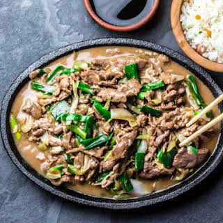 Spicy Chinese Brown Sauce Recipes.