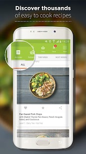 HelloFresh - Get Cooking - náhled