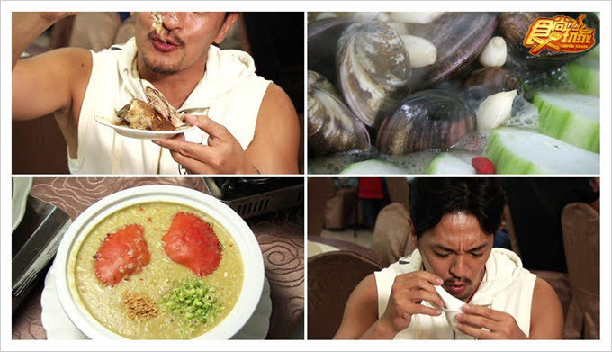 食尚玩家台南美食豐海鮮食府