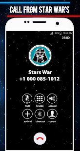Call From Star War's ? - náhled