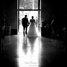 Wedding photographer Víctor Sarabia grau (eb5foj). Photo of 09.07.2017