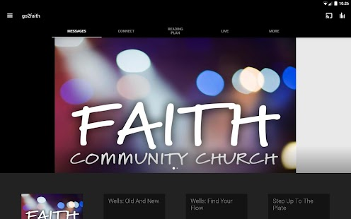 Faith App- screenshot thumbnail