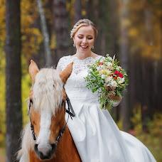 Wedding photographer Olga Bogatyreva (Olyoli). Photo of 04.11.2017