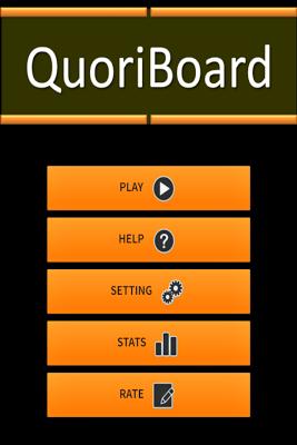 QuoriBoard - screenshot