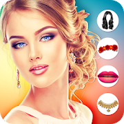 Girls Photo Editor - Makeover & Fashion icon