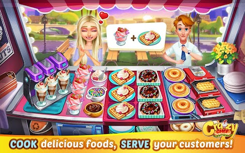 Crazy Chef Mod Apk 1.1.61 (Unlimited Currency) 7