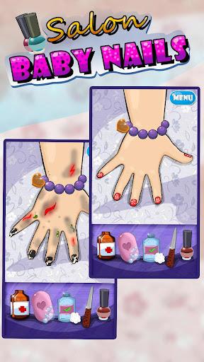 Salon Baby Nails