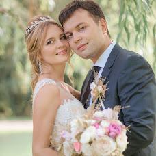 Wedding photographer Galina Mescheryakova (GALLA). Photo of 24.10.2017