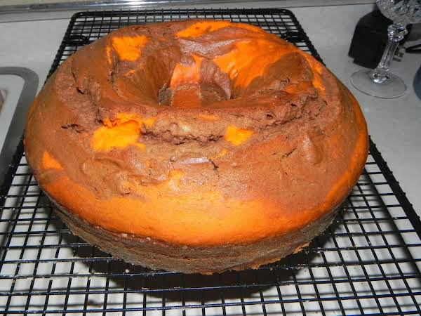 Orange And Black Cake Recipe
