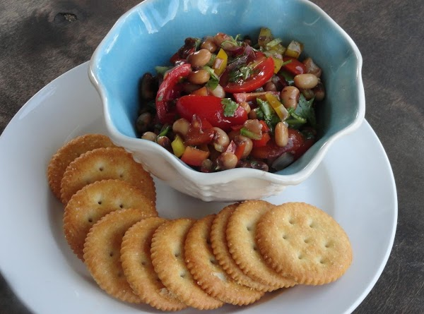 Black Eyed Peas Dip Recipe