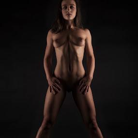 A by Carl0s Dennis - Nudes & Boudoir Artistic Nude ( studio, nude,  )