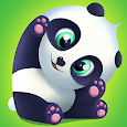 Pu - Cute giant panda bear, virtual pet care game apk