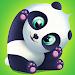 Pu - Cute giant panda bear, baby pet care game icon