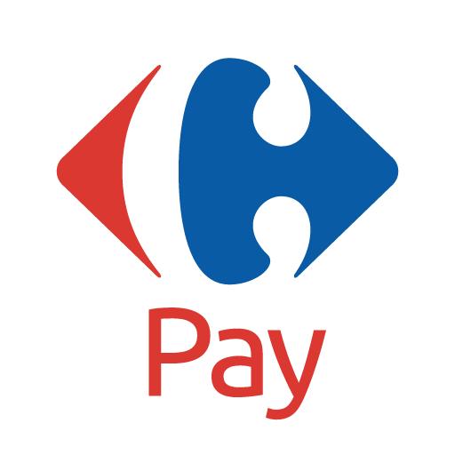 Carrefour Pay : paiement mobile et fidélité Icon