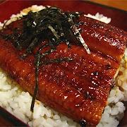 Unadon -Eel Rice Bowl