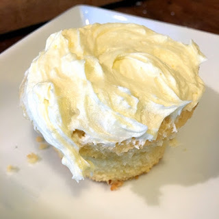 Luxurious Lemon Cupcakes