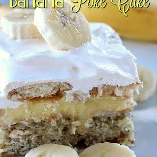Low Sugar Banana Cake Recipes