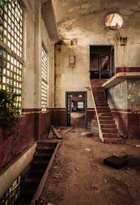 La fabbrica abbandonata  di marcovp
