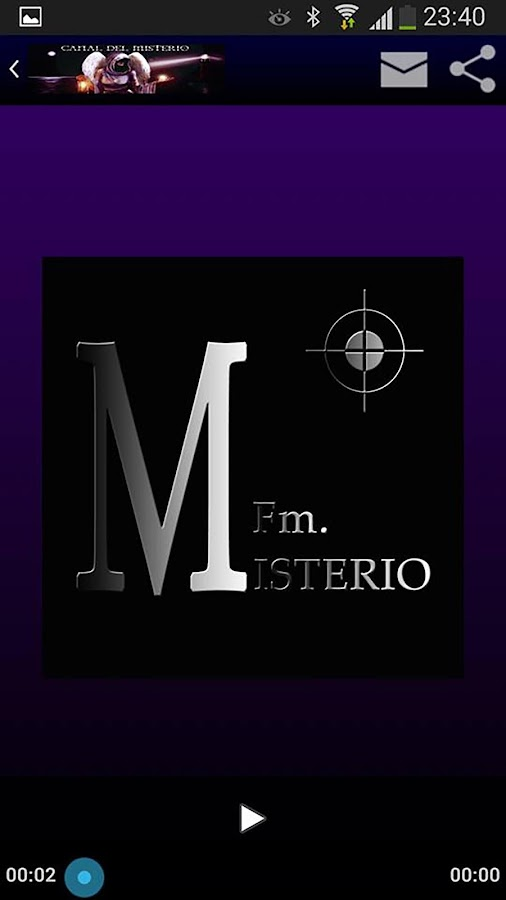 CANAL DEL MISTERIO- screenshot