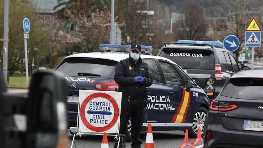 Más de 4.000 plazas para Guardia Civil y Policía Nacional.