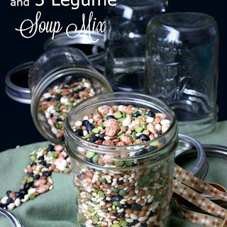 Barley and 5 Legume Soup Mix