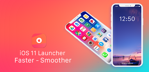 iOS 11 Launcher , iPhone X Launcher for PC