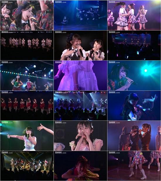 (DMM HD) AKB48 「アイドル修業中」初日公演 DMM HD 180504
