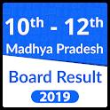 MP Board Result 2019,  MPBSE 10th & 12th icon