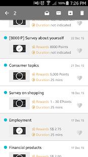 SurveyEx screenshot