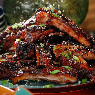 Slow Cooker Spiced Ribs