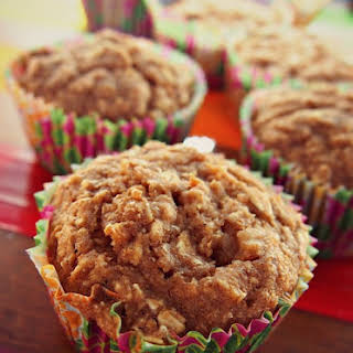 60 Calorie Apple Pie Muffins.