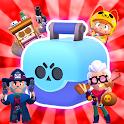 Box Simulator for Brawl Stars: Cool Boxes! icon