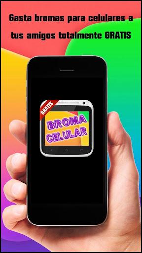 Bromas para celular