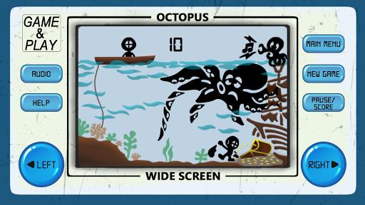 OCTOPUS 80s Arcade Games 1.1.8 screenshots 5