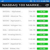 NASDAQ 100 Live Market Watch
