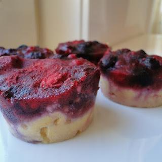 Simple Fruit Tartlets.