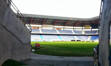 Photo: Stade Bonal vu de l'intérieur