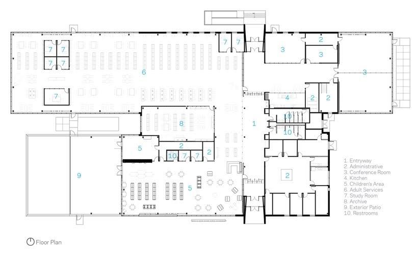 Biblioteca Pública K.O. Lee Aberdeen por CO-OP Architecture