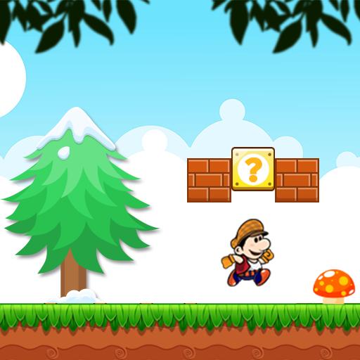 Super Adventures Mario 休閒 LOGO-玩APPs