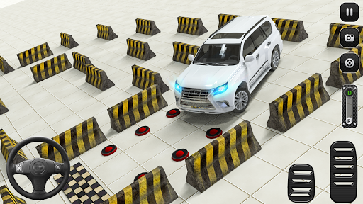 Prado Car Games Modern Car Parking Car Games 2020 1.3.4 screenshots 6