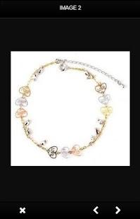 Women's Bracelet Design - náhled
