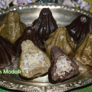 Millets Modak recipe / Millets Poorna Kozhukattai recipe / Millets Kozhukatti maavu.
