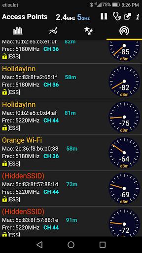 WiFi Analyzer Premium  image 4