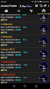 WiFi Analyzer Premium Mod