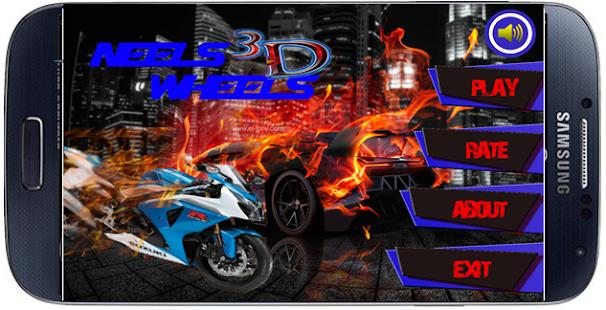 Neels Wheels 3D - náhled
