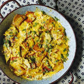 Garlic Yogurt Tortilla Recipes