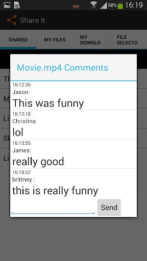 Share it screenshot 4