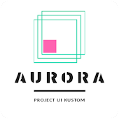 Aurora Project UI Kustom/Klwp Android APK Download Free By Predator Haley™